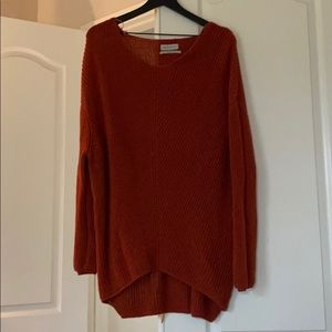 Urban Outfitters Off the Shoulder Sweater